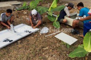 PJU Solarcell Papua | Lampu Jalan PJU Tenaga Surya Jayapura Papua