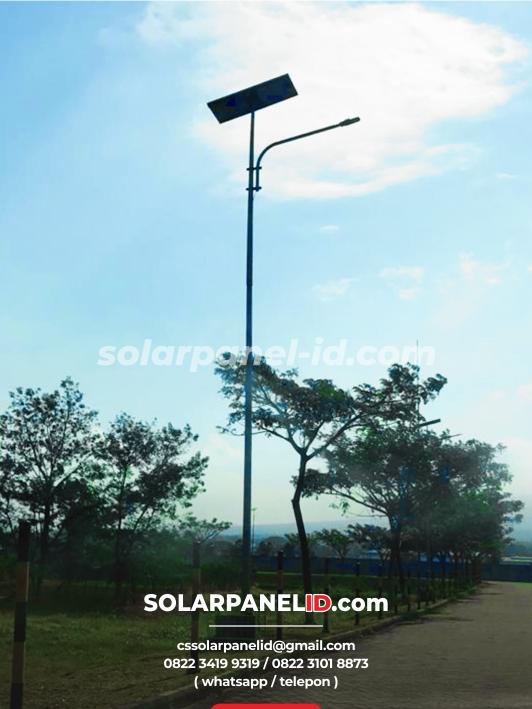jual pju tenaga surya palu sulawesi tengah murah