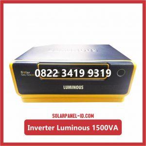 Inverter Luminous 1500VA 24V Sine Wave