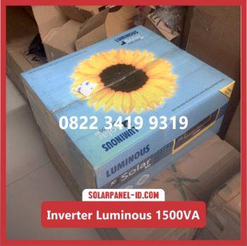 Inverter Luminous 1500VA 24V Sine Wave Kupang