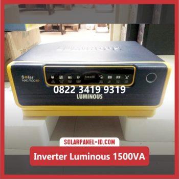 Inverter Luminous 1500VA 24V Sine Wave Surabaya