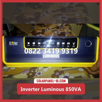 Inverter Luminous 850VA 12V Sine Wave Kupang