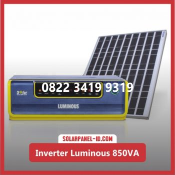 Inverter Luminous 850VA 12V Sine Wave Surabaya