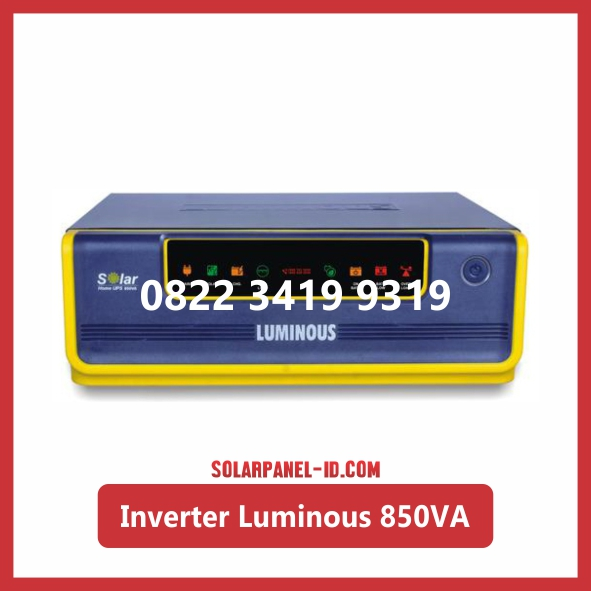 Inverter Luminous 850VA Solar Home UPS Hybrid Sine Wave