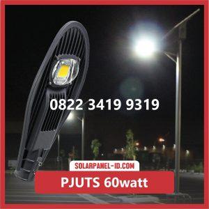 Paket PJU Tenaga Surya 60watt madura