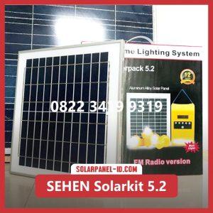 SEHEN Solarkit 5.2 Solar Home System