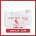 Aki Solar Cell VOZ 12v 100Ah