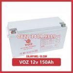 Aki Solar Cell VOZ 12v 150Ah