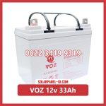 Aki Solar Cell VOZ 12v 33Ah