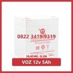 Aki Solar Cell VOZ 12v 5Ah