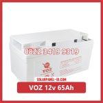 Aki Solar Cell VOZ 12v 65Ah