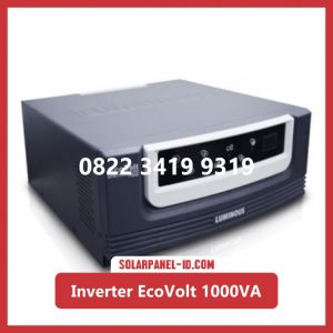 Inverter Luminous EcoVolt 1000VA 12v