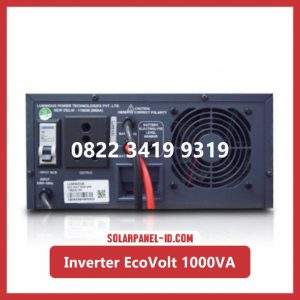 Inverter Luminous EcoVolt 1000VA 12v surabaya