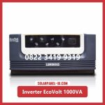 Inverter Luminous Eco Volt Square Wave 1000va ecovolt 1000 va UPS