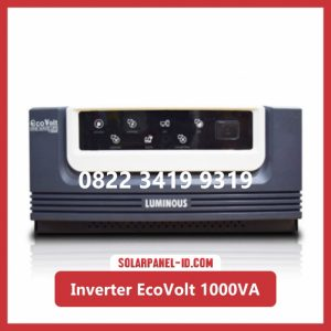 Inverter Luminous EcoVolt 1000VA