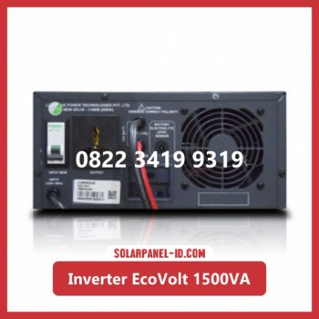 Inverter Luminous EcoVolt 1500VA 12v surabaya
