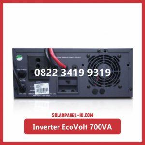 Inverter Luminous EcoVolt 700VA 12v surabaya