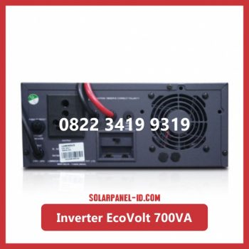 Inverter Luminous EcoVolt 700VA 12v surabaya