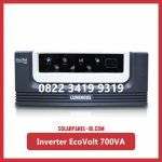 Inverter Luminous Eco Volt Square Wave 700va ecovolt 700 va UPS