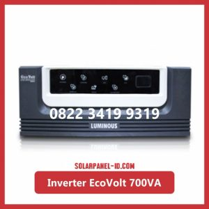 Inverter Luminous EcoVolt 700VA