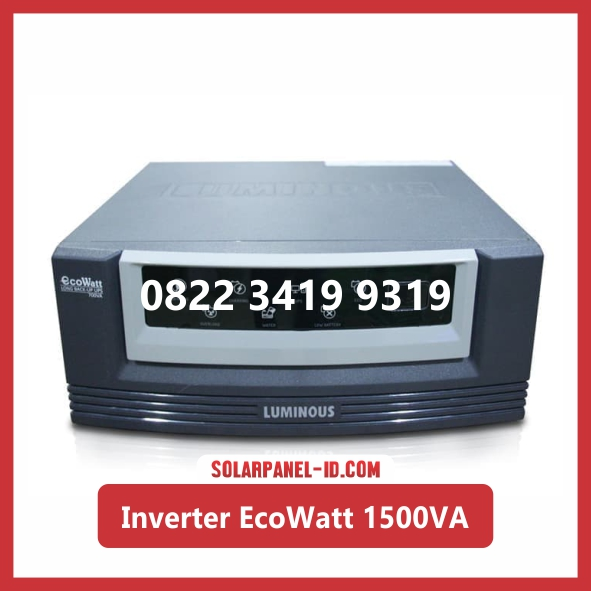 Inverter Luminous Eco Watt Square Wave 1500va ecowatt 1500 va UPS
