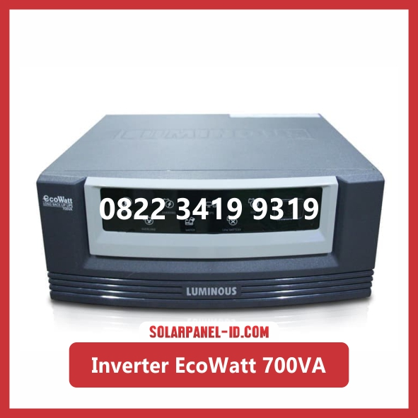 Inverter Luminous Eco Watt Square Wave 700va ecowatt 700 va UPS