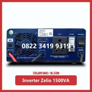 Inverter Luminous Zelio 1500VA 12v