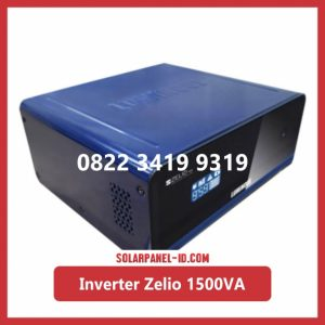 Inverter Luminous Zelio 1500VA 12v surabaya