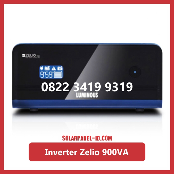 Inverter Luminous Zelio 900va Pure Sine Wave zelio 900 va UPS