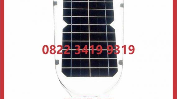 Lampu PJU Solarcell All In One Fatro 12watt