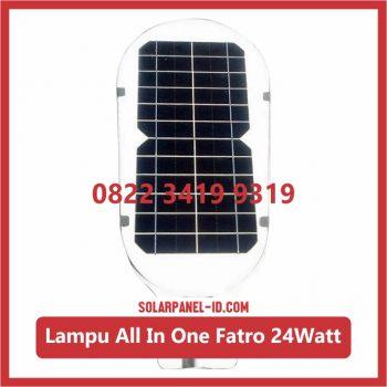 Lampu AIO 24watt