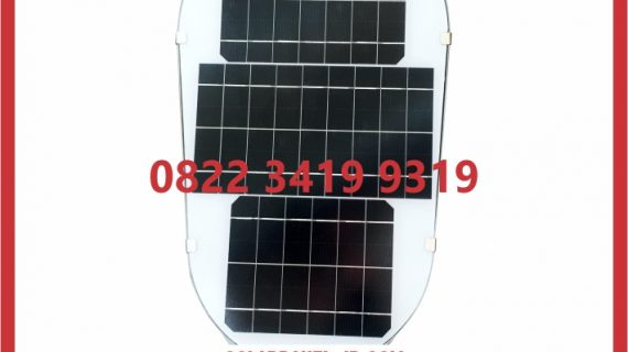 Lampu PJU Solarcell All In One Fatro 50watt