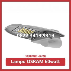 lampu PJU led osram 60watt