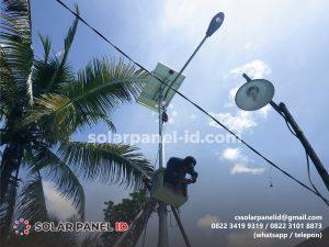 Harga PJU Solar Cell 50 watt
