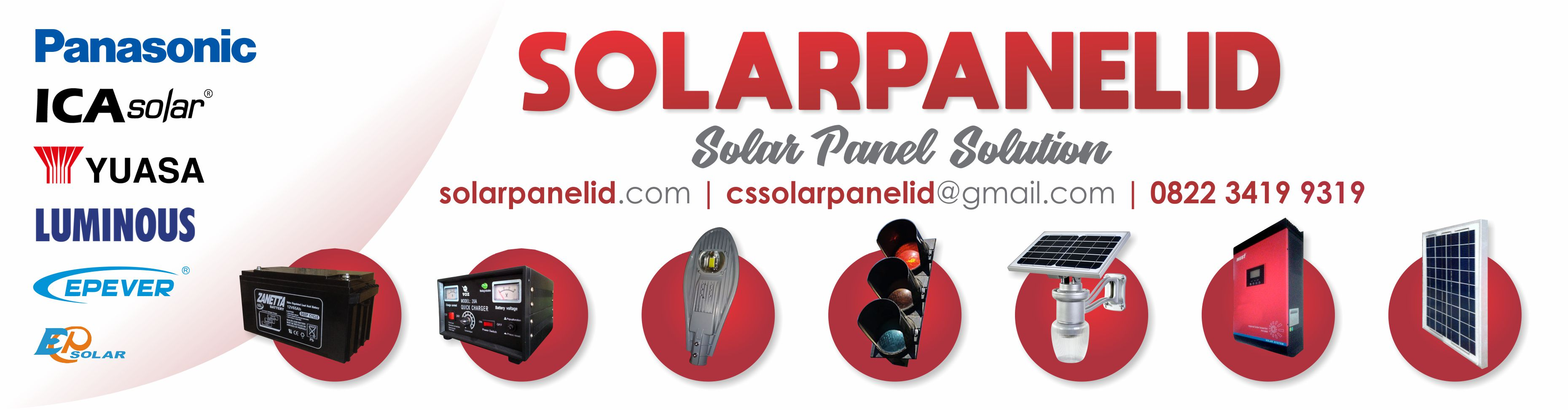 jual solar panel cell surya rumahan