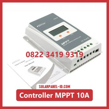 harga solar charge controller 10a 12 volt - 24 volt