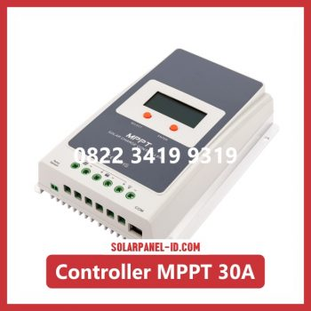 mppt solar charge controller 30 amp