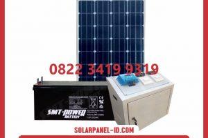 Paket SHS Tenaga Surya 50wp 500watt