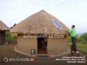 paket shs tenaga surya murah 100wp