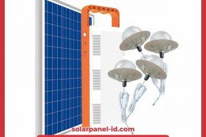 Paket Lampu SEHEN Solar Cell   Penerangan Lampu Sehen 32wp