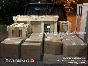 jual paket PJU Tenaga Surya 50watt Palembang