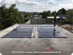 jual paket solar panel solar home system