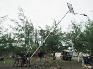 paket pjuts 36 watt single arm, madura