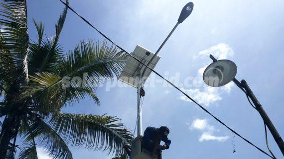 Daftar Harga Paket Lampu Penerangan Jalan Solarcell