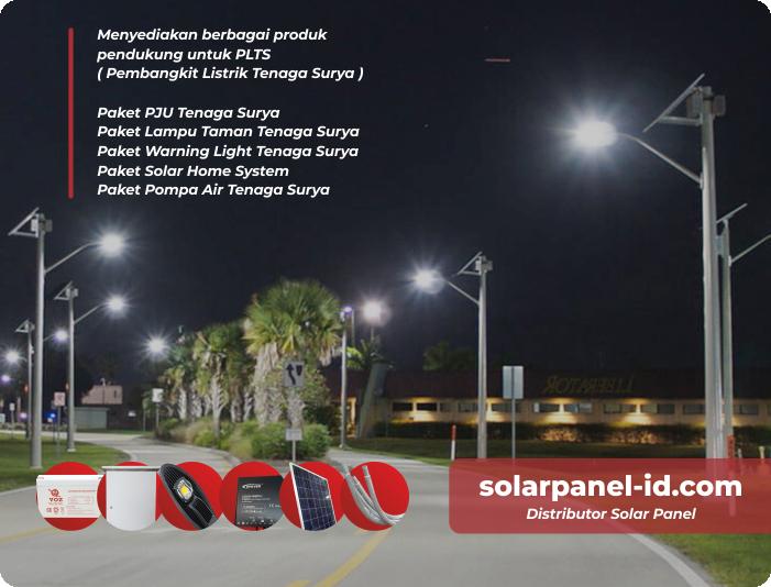 solarpanel-id.com distributor resmi solar panel surya