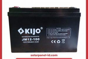 Baterai VRLA Kijo 12v 100Ah