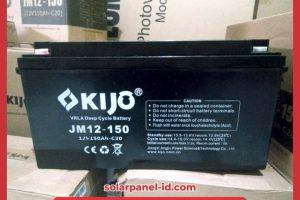 Baterai VRLA Kijo 12v 150Ah