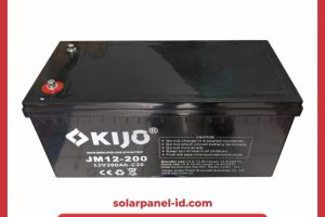 Baterai VRLA Kijo 12v 200Ah