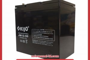Baterai VRLA Kijo 12v 50Ah