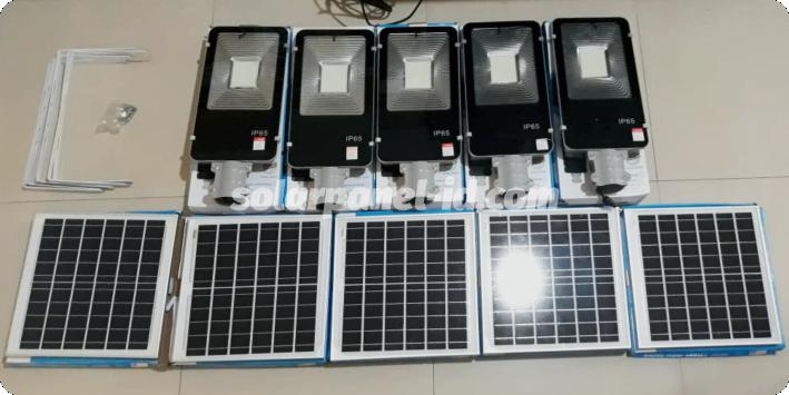 jual lampu pju tenaga surya 2in1 murah